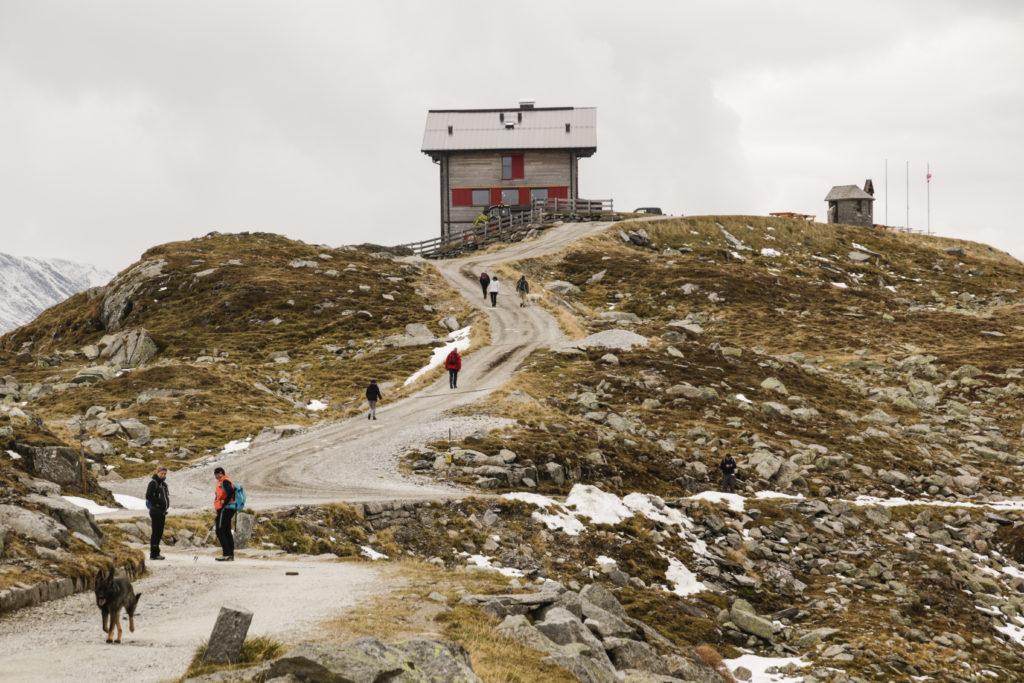 Pfitscher Joch, Zillertaler Alpen, Alpenüberquerung, 6. Etappe, Mayrhofen  nach Pfitsch, 9-2017 © FM Rohm.